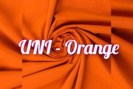 Alles für den Kopf UNI orange