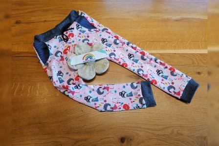 Kibu Jogginghose Feen& Fuchs rosa